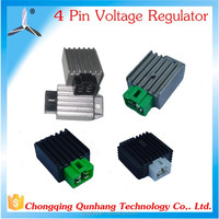 China Supplier 4 Pin Motorcycle Voltage Regulator Rectifier 12V to 6V