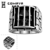 Top Sale spikes stainless steel ring