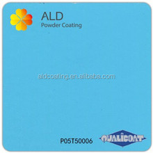 ALD electrostatic spray coating paint for medical treatment bed