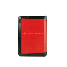 New best selling products stand tablet leather case for kindle HD7 2014