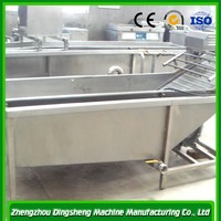 2015 Newest automatic vegetable fruit color waxing sorting washing machine for sale