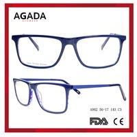 Super thinner acetate rubber frame for glasses