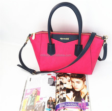 2015 New Design Women PU Tote Bag Fashion Designer Lady Hand Bag With Low Price