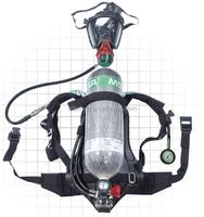 Original MSA 10125432 BD2100-MAX SCBA positive pressure air breathing apparatus for fire fighter