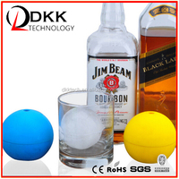 DKK-B070 1 Pack Silicone Mold Ice Cube Tray Ball For Star Wars Lovers or Party