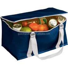 largest rectangle insulated cooler bag promotional