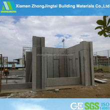 100mm Thick EPS Cement Insulation Sandwich Panel villa holidays portugal