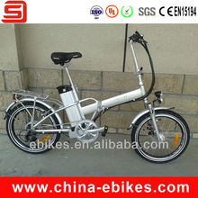 36V 250W folding electric bike with lithium-ion battery (JSE12)
