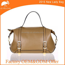 Alibaba china factory supplier new lady handbags wholesale woman bag