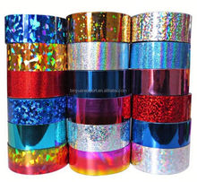 Hot Selling 120M with 46 colors lucky star paper
