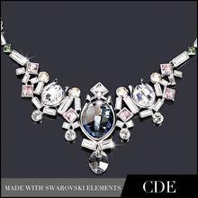 Fashionable Imitation Jewellery in Dubai Collar Necklace 2012