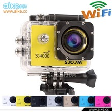 SJCAM SJ4000 Wifi Version NewStyle 100% Original 30M Waterproof Sport DV Full HD 1080P Action Camera