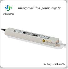 led driver 30w led module 5050 rotary led dimmer light switch 12v