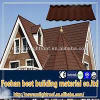 high quality metal roofing material architectural roof shingles/colorful steel roofing tile/zinc aluminium roofing tiles