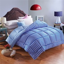 nantong wholesale bedspreads home textile embroidered fabric quilts with strpe kids comforter full size