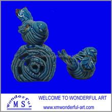 wholesale garden ceramic bird figurine