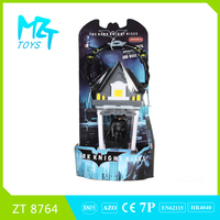 Hot B/O Spinning Batman music and light lantern magic hand lamp toys ZT8764