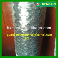 hexagonal metal wire mesh/chicken wire for cages/wire mesh of animal cages