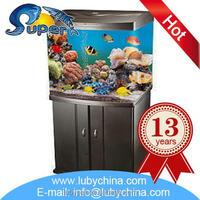 Hot selling boyu aquarium with lighting intergrated