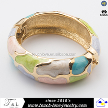wholesale cloisonne enamel bangle fashion best friend bracelets