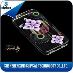 Hot Selling High Quality Cheap Case Transparent Soft TPU Back Cover Case For iPhone 6