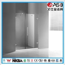 factory supplier 8mm Tempered Glass high quality shower encloser