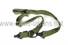 Custom tactical rifle sling nylon with single point, air shot gun manufacturer CL13-0031OD