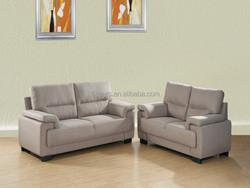 2015 elegant modern sofa design, pretty home sofa, fabric cover sofa