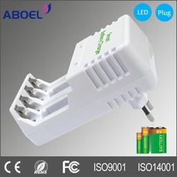 Universal AA AAA C D 9V Alkaline Battery Recharger