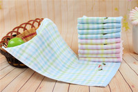 wholesale 100% organic cotton guaze kids baby towel for bath