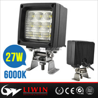 New arrival 27w motorcycle led driving lights for UTV, motorcycle led lighting,led motorcycle lights