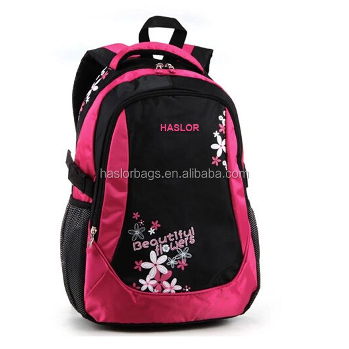 Sport mode personnalisé école bagpack