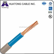 hot sale ! 450/750v PVC Insulated PVC Sheath Copper Building Flexible Electrical Wires