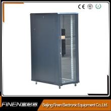 """OEM network 19"""" server compact rack with glass door"""