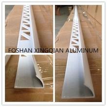 Guangdong Foshan 11mm high ceramic tile trim corner edge