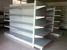 High quality goods shelf, shopping shelf,trolley shelving