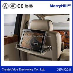 "Android 4.2.2 Allwinner A20 Display 10"" 12"" 13"" 14"" 15'' 17"" inch Car Bus DVD Player 24V"