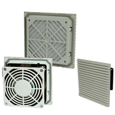 Linkwell FKL66 Series Fan And Filter Are Designed For The Cooling And  Ventilation Of Cabinet Enclosures. The Filter Fans Are Quick And Easy To  Fix (Either ...