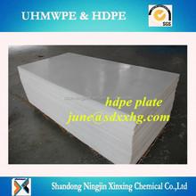 Flat surface sandwish color HDPE sheets,Polar white PE 300 ,PE 500 plate