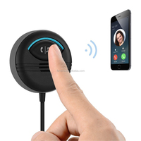 Handsfree Car Kit Microphone with Noise Cancelling HD Voice