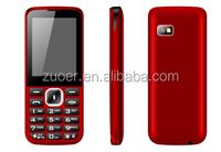 1.77 inch good sells feature Phone 2030 speaker 4 sim card mobile phone