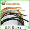 ul3122 silicone fiber glass braided wire