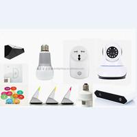 express alibaba smart z-wave home automation light syetem, remote control by phone