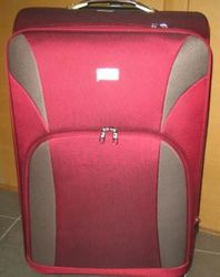 Nylon trolley luggage carry-on luggage