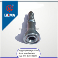 24 Inch rubber expansion joint flange type pump connection metal flexible hose rubber joint connection