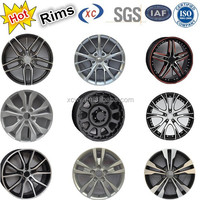 Crazy selling pink car rims for sale