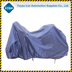 PEVA Double color All-Season Motorcycle Cover motorcycle covers mobility scooters garage shelter at factory price