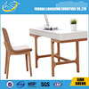 Wooden office table design executive table, office desk with MDF top