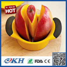 KH Quick Delivery Time Stainless Steel Peeler Mango Splitter