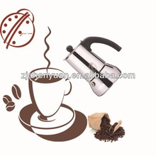 stainless steel coffee maker coffee blender3cups espresso coffee grinder